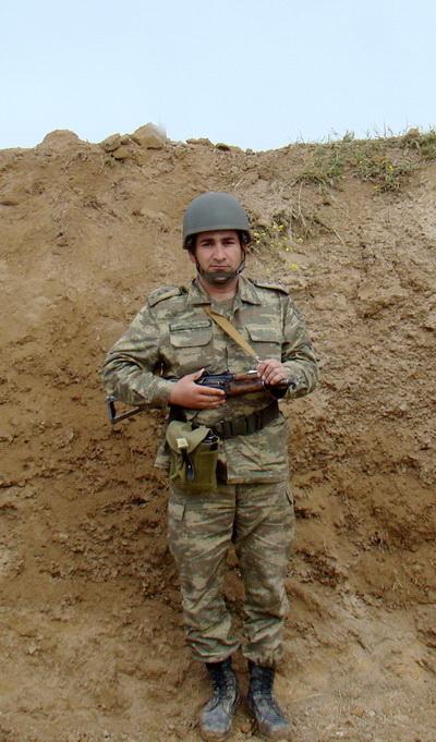 Foto Azerbaycan Ordusu qezeti
