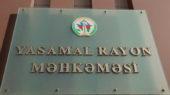 Yasamal Rayon Mehkemesi