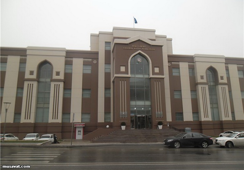 Yasamal Rayon Mehkemesi Elaqe