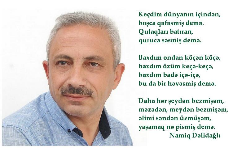 Namiq Delidagli
