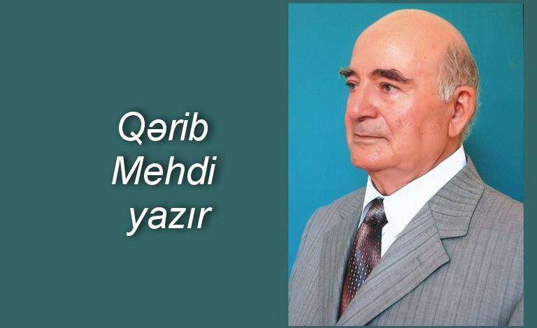 Qerib Mehdi